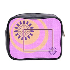 Pinky Toiletries Bag By Daniela   Mini Toiletries Bag (two Sides)   Iwzgigb49oer   Www Artscow Com Back