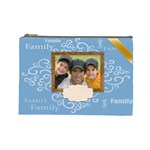 Family bag - Cosmetic Bag (Large)