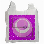 Baby girl recycle bag - Recycle Bag (One Side)