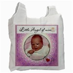 Little Angel of Mine Girl Recycle Bag - Recycle Bag (One Side)