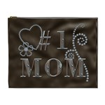 #1 Mom XL Cosmetic Bag - Cosmetic Bag (XL)