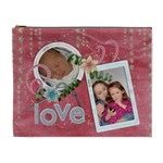 love bag - Cosmetic Bag (XL)