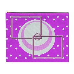 Baby Girl Xl Cosmetic Bag By Daniela   Cosmetic Bag (xl)   Hth1crlfm0tq   Www Artscow Com Front
