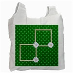 green recycle bag - Recycle Bag (One Side)