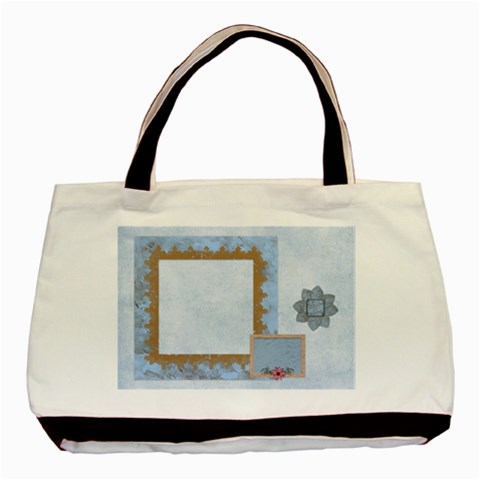 Abc Skip Tote 1 By Lisa Minor   Basic Tote Bag   X0t96kyq8kng   Www Artscow Com Front
