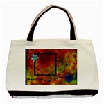 Tye Dyed Tote 1 - Basic Tote Bag