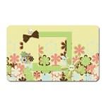 Spring Blossom Magnet 1 - Magnet (Rectangular)