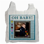 Oh Baby Boy Recycle Bag - Recycle Bag (One Side)