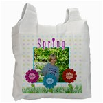 spring bag - Recycle Bag (One Side)