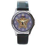 boy watch - Round Metal Watch