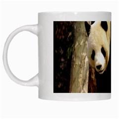 Giant Panda National Zoo White Mug