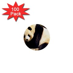 Giant Panda National Zoo 1  Mini Button (100 Pack)  by rainbowberry