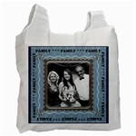 Family Love 2-Sided Recycle Bag - Recycle Bag (Two Side)