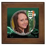 Proud To Be Irish Framed Tile