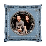 Special Family Cushion Case - Standard Cushion Case (One Side)
