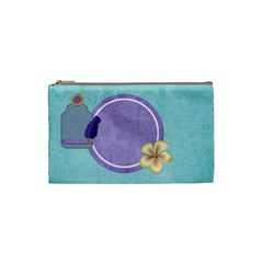 Magic Carpet Ride Small Cosmetic Bag 1 By Lisa Minor   Cosmetic Bag (small)   Cdjjza061z2h   Www Artscow Com Front