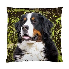 BERNESE for pillow Cushion Case (Two Sides) by DogDelights