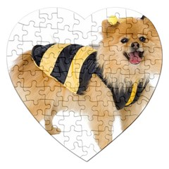 My Dog Photo Jigsaw Puzzle (heart)