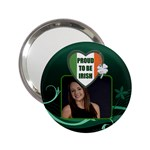 Proud to be Irish Handbag Mirror - 2.25  Handbag Mirror