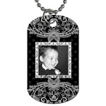 william tag - Dog Tag (One Side)