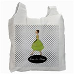Luv to Shop - Recycle Bag (Two Side)
