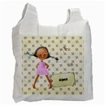 lil Cutiez bag 1 - Recycle Bag (Two Side)