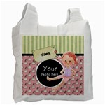 Lil Cutiez bag 2 - Recycle Bag (Two Side)