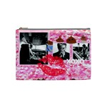 Valentine s Makeup Case - Cosmetic Bag (Medium)