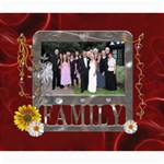 Family Love 20x24 Canvas - Canvas 20  x 24