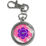Francine Pink Keychain Watch - Key Chain Watch