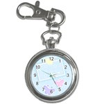 Chasing Butterflies Keychain Watch - Key Chain Watch