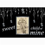 Sweet Child of Mine 20 x 30 unstretched canvas - Canvas 20  x 30