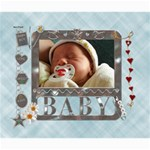 Baby Boy 20x24 Canvas - Canvas 20  x 24