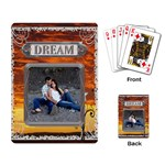 Dream Playing Cards - Playing Cards Single Design