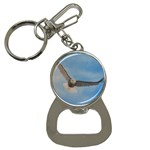 Blue eagle - Bottle Opener Key Chain