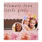 Flower of girl - Shower Curtain 66  x 72  (Large)