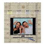Fun Television Large Shower Curtain - Shower Curtain 66  x 72  (Large)