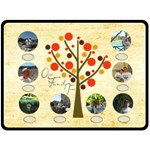 Our Family Tree Extra Large Fleece 80 x 60 - Fleece Blanket (Large)