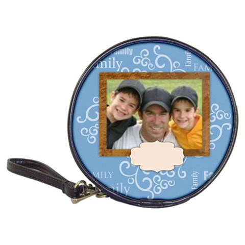 Happy Family  By Joely   Classic 20 Cd Wallet   48jx8qq1hsq7   Www Artscow Com Front