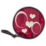 I heart you Pink 20 CD wallet - Classic 20-CD Wallet