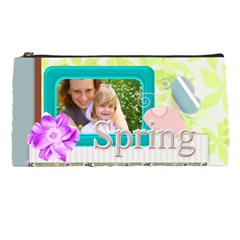 Spring Theme  By Joely   Pencil Case   Vipntgda67g7   Www Artscow Com Front