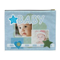 Baby By Joely   Cosmetic Bag (xl)   R1u7801vq8ui   Www Artscow Com Back