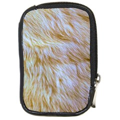 Bear Skin Compact Camera Leather Case by photogiftanimaldesigns