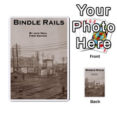 Bindle Rails  By Doom18   Playing Cards 54 Designs   P2b10gv9s4iq   Www Artscow Com Back