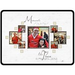 Moments like These Extra Large Fleece Blanket 2 - Fleece Blanket (Large)