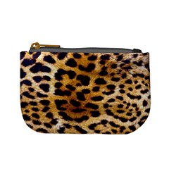 Leopard Skin Mini Coin Purse by photogiftanimaldesigns
