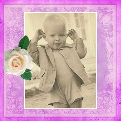 Flora All Occasion 12 X 12 Classic Scrapbook Pages By Catvinnat   Scrapbook Page 12  X 12    Vfqbi3aber0g   Www Artscow Com 12 x12 Scrapbook Page - 8