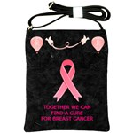 PINK RIBBON - Shoulder Sling Bag