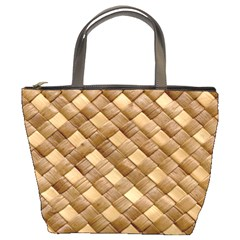 Basketweave By Bags n Brellas   Bucket Bag   V44ojuyx5nww   Www Artscow Com Front