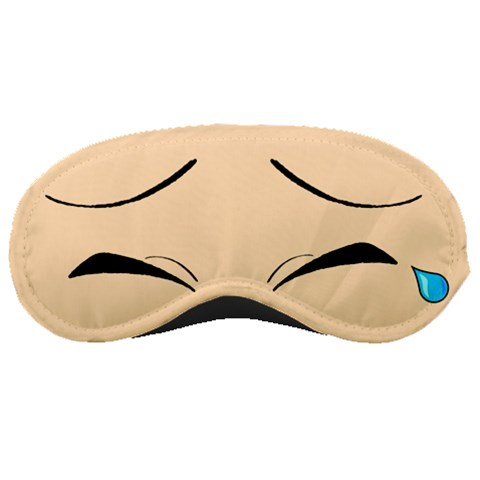 Cry Mask By J  Chan   Sleeping Mask   Qjf5x7s6d69v   Www Artscow Com Front